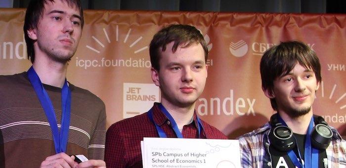Выпускник РКЛ вновь примет участие в финале чемпионата мира по программированию