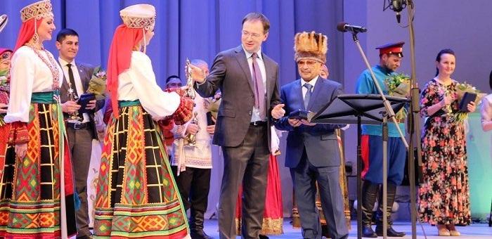 Константин Малчиев стал лауреатом премии «Душа России»