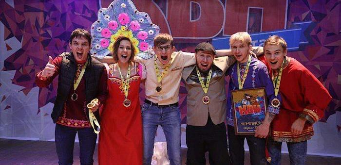 Кавээнщики из Горно-Алтайска получили путевку на фестиваль «Голосящий КиВиН»