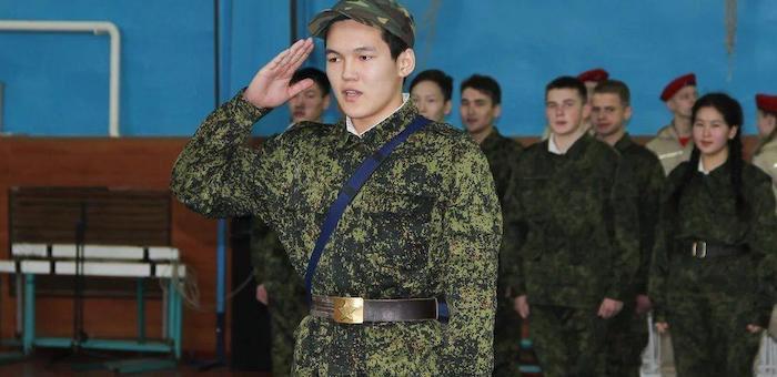 Военно-патриотический клуб РКЛ одержал победу в военно-спортивной игре «Орленок»