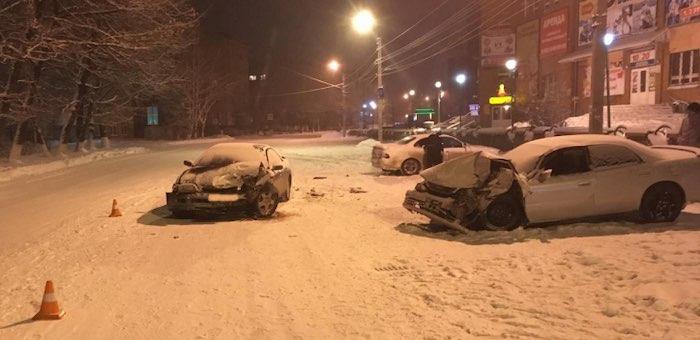 Дороги оказалось мало: 28-летняя горожанка спровоцировала аварию