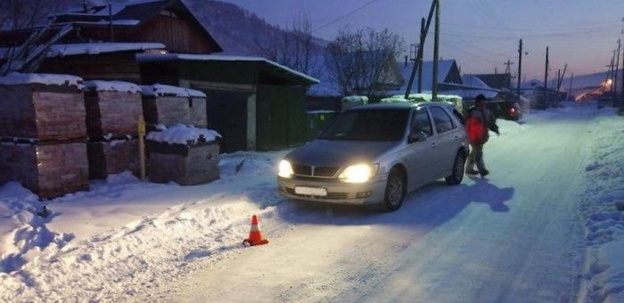Восьмилетнего мальчика сбил автомобиль в Горно-Алтайске