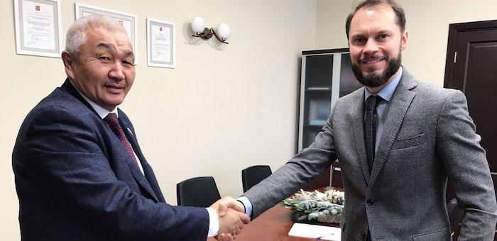 Родион Букачаков обсудил возможности регулирования тарифов на электроэнергию с руководством ФАС