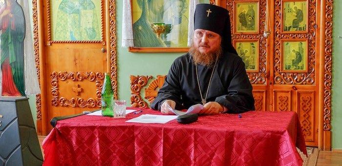 Архиепископ Каллистрат проведет новогоднюю службу в Майме