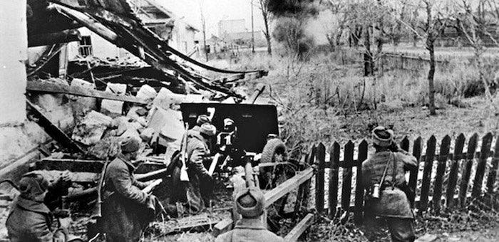 Гвардеец с Алтая отличился в боях с нацистским спецназом