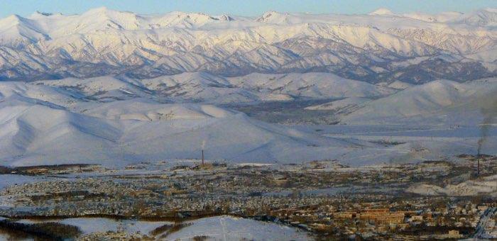 Город Зыряновск в Казахстане переименовали в город Алтай