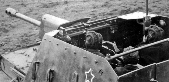 Личное мужество, отвага и офицерская инициатива алтайского артиллериста