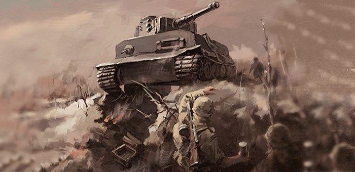 Подвиг десантников: бросились на танк с гранатами и обратили врага в бегство