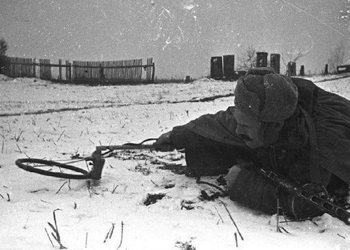 От Москвы до Берлина: боевой путь алтайского сапера