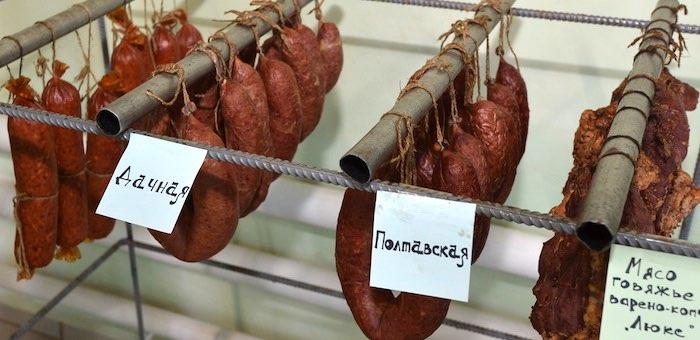 Колбасный цех в Барагаше получил поддержку из бюджета
