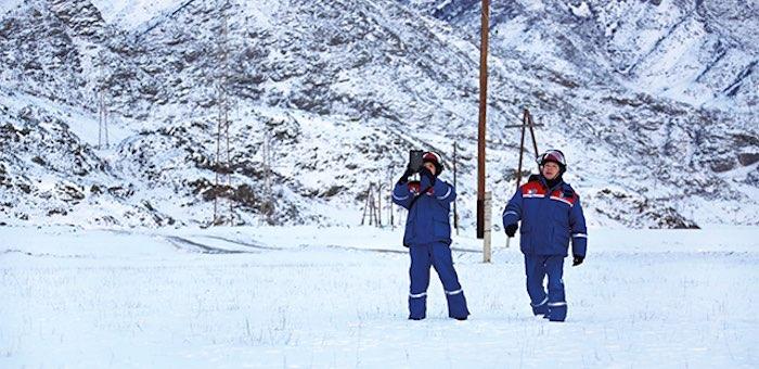 Новогодние праздники в Республике Алтай были светлыми