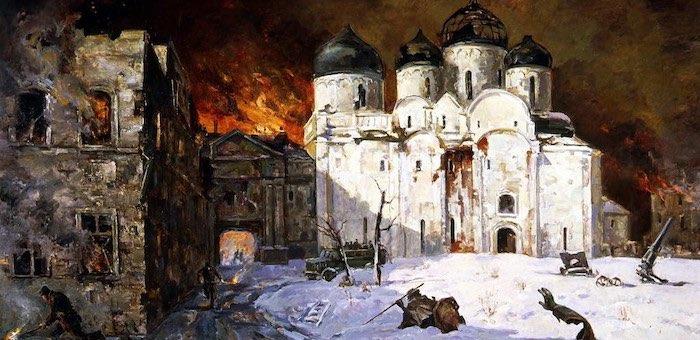 Алтайский разведчик – освободитель Великого Новгорода