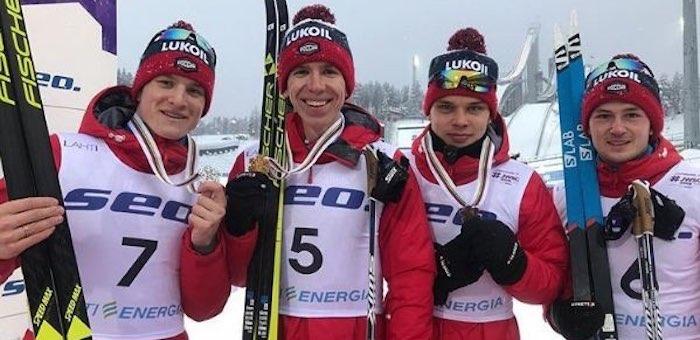 Студент ГАГУ стал победителем молодежного чемпионата мира по лыжным гонкам