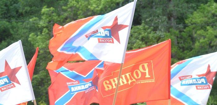 Лидер городского отделения «Родины» заявила о выходе из партии