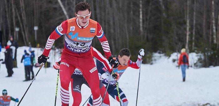 Горно-алтайский лыжник принял участие в гонке Тур де Ски