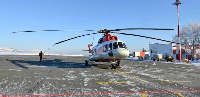 Санитарная авиация успешно развивается в Горном Алтае