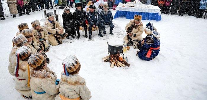 Программа празднования Чага-Байрама в Горно-Алтайске