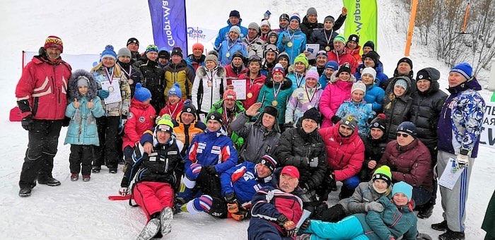 Всероссийские соревнования по горнолыжному спорту прошли в Горном Алтае