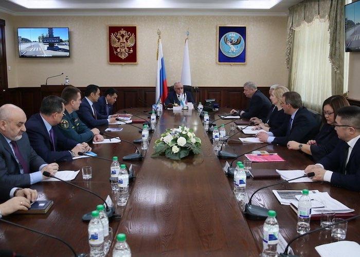 Генконсул Узбекистана посетил Горный Алтай