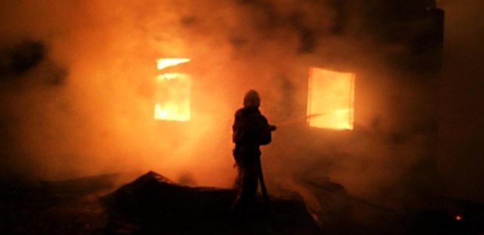 11 пожаров произошло на прошлой неделе в регионе, пострадала женщина