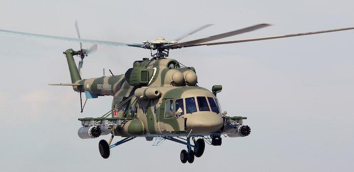 «Терминаторы» и «Крокодилы» вновь прилетели на Алтай