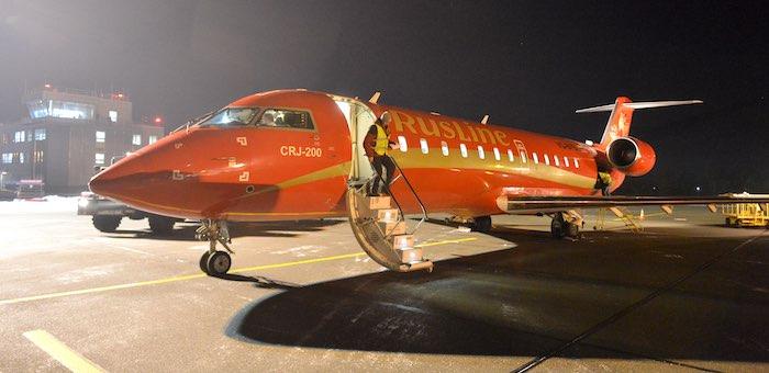 Екатеринбург и Горно-Алтайск связал новый авиарейс