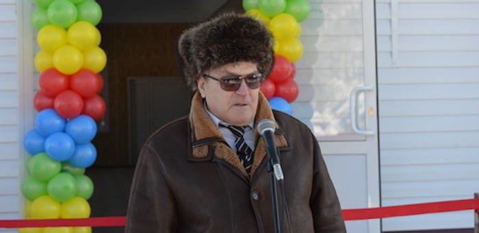 Бывший глава Чойского района получил за растрату условный срок