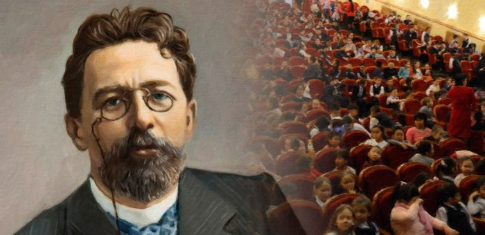 Первая премьера года – спектакль по пьесам-шуткам Чехова