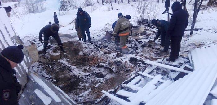 После пожара на пасеке обнаружены останки нескольких человек