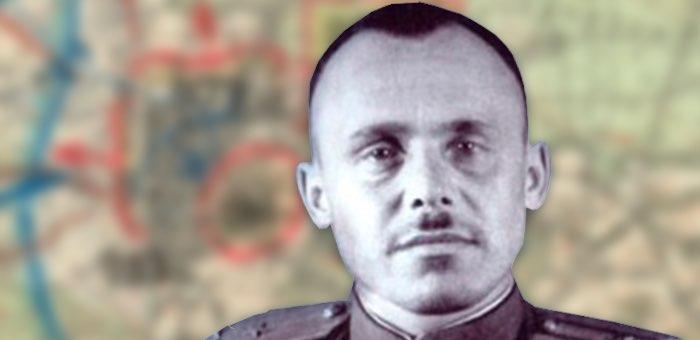 Полковник Сарычев освободил польский город от нацистов
