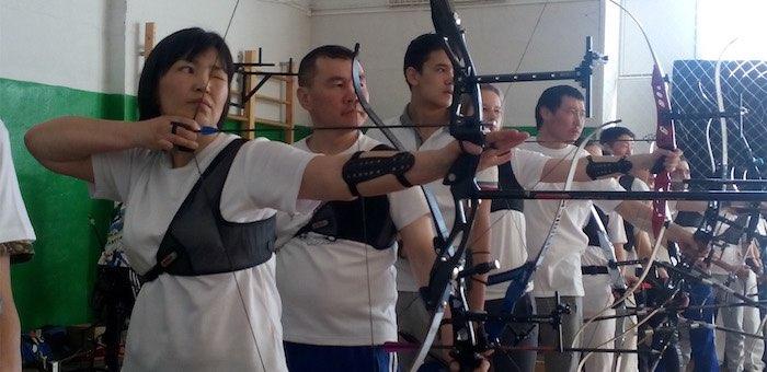 Чемпионат и первенство республики по стрельбе из лука прошли в Нижней Талде