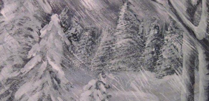 После теплых дней на Алтае ожидаются снег и метели