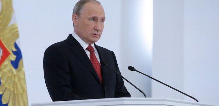 Александр Бердников примет участие в церемонии оглашения президентского послания