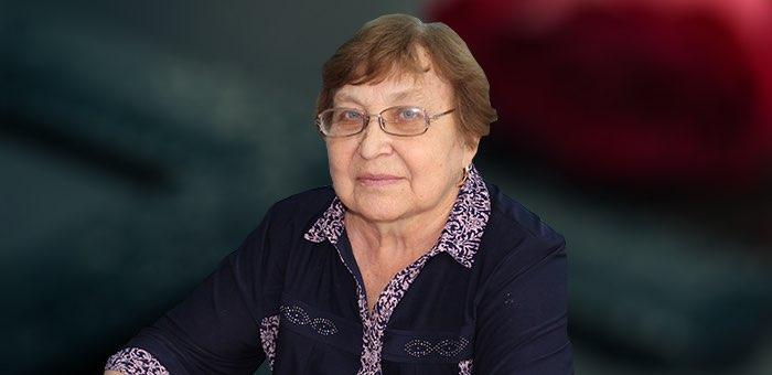 Ушла из жизни Почетный гражданин Республики Алтай Тамара Зиновьева