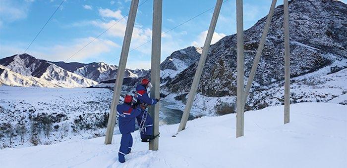В Горном Алтае отремонтируют более 500 км линий электропередачи