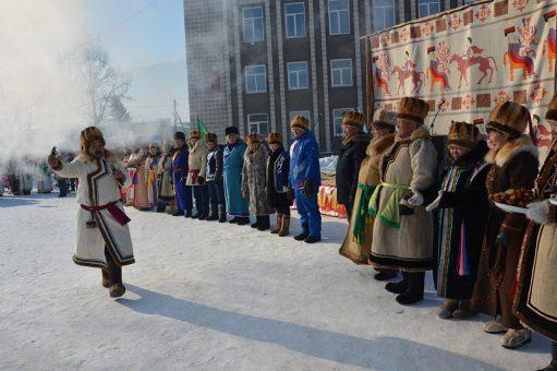 В Онгудае отпраздновали Чага-Байрам