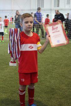 Горно-алтайский «Спартак-2012» завоевал «бронзу» на состязаниях в Барнауле