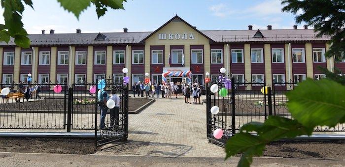 В Республике Алтай в этом году завершится строительство и ремонт семи школ