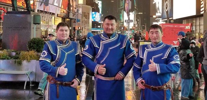 Кай над Гранд-Каньоном. Алтайские музыканты побывали с гастролями в США