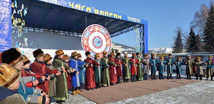 Чага-Байрам отпраздновали в Республике Алтай
