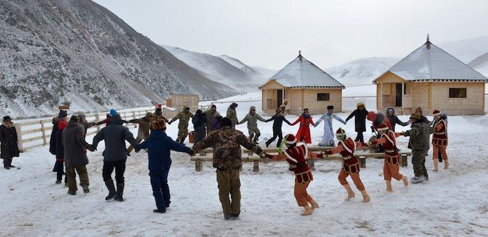 Как жители высокогорных животноводческих стоянок отметили Чага Байрам — фоторепортаж