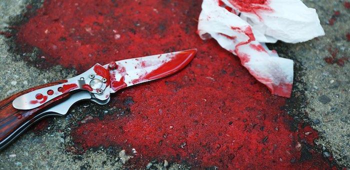 Два года получил 17-летний преступник, два раза ударивший знакомого ножом