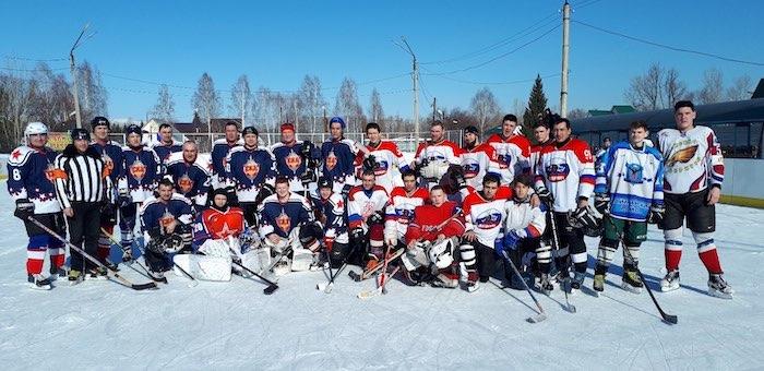 Хоккейные выходные прошли в Майме