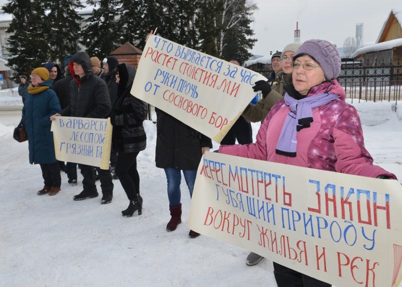 Кыдатов и компания попытались оспорить включение своих земель в состав памятника природы