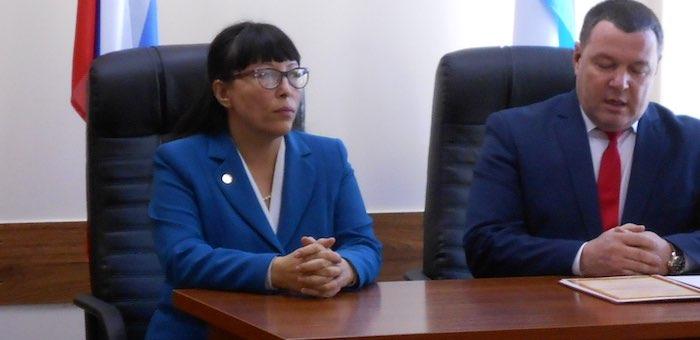 Назначен председатель Чемальского районного суда