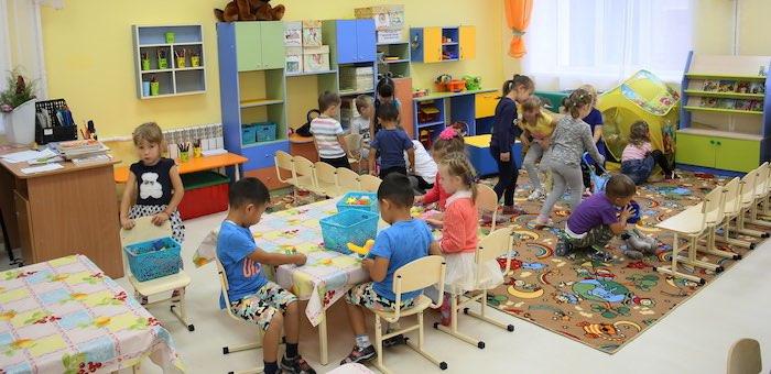 Более 20 детсадов построят в Республике Алтай до 2021 года