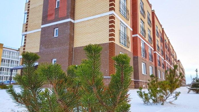 Квартиры в «городе на природе» от компании «Премьера»