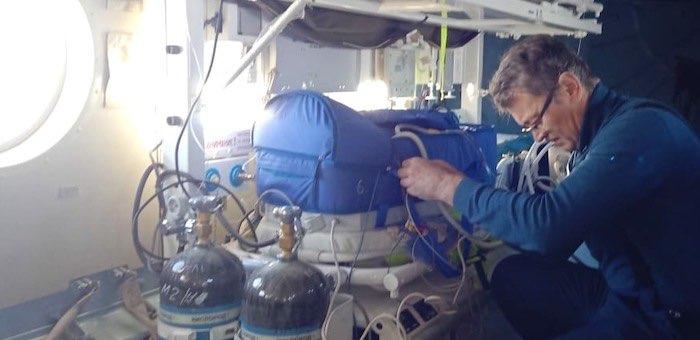 Санитарная авиация помогла спасти жизнь новорожденному ребенку