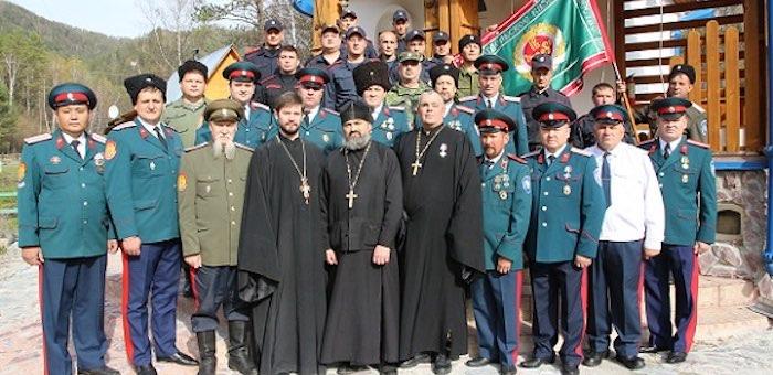 В Горном Алтае насчитывается 822 казака