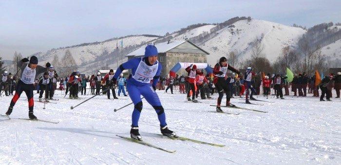 «Лыжня России» прошла в Горно-Алтайске